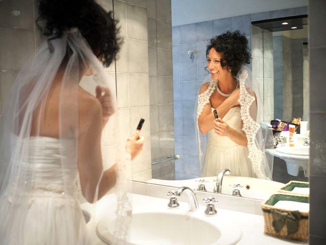 Il matrimonio di Davide e Graziella a Sestri Levante, Genova 8