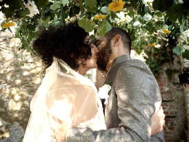 Il matrimonio di Davide e Graziella a Sestri Levante, Genova 11