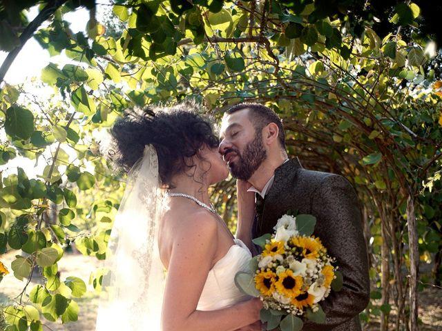Il matrimonio di Davide e Graziella a Sestri Levante, Genova 14