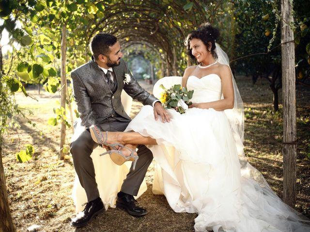 Il matrimonio di Davide e Graziella a Sestri Levante, Genova 15