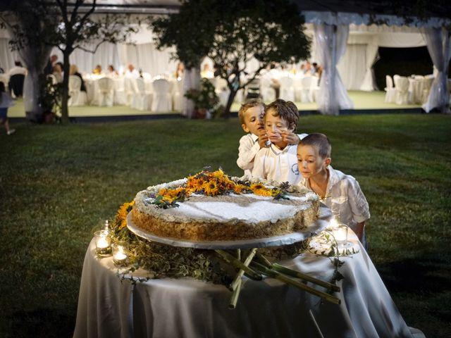 Il matrimonio di Davide e Graziella a Sestri Levante, Genova 22