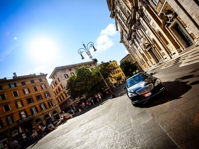 Il matrimonio di Daniele e Elisa a Roma, Roma 11