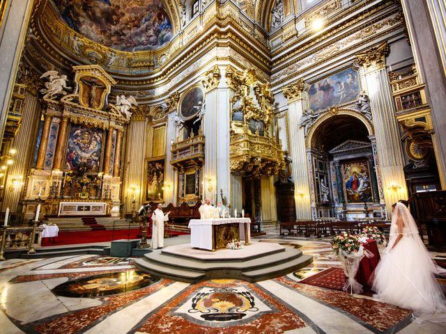 Il matrimonio di Daniele e Elisa a Roma, Roma 12