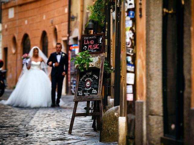 Il matrimonio di Daniele e Elisa a Roma, Roma 17