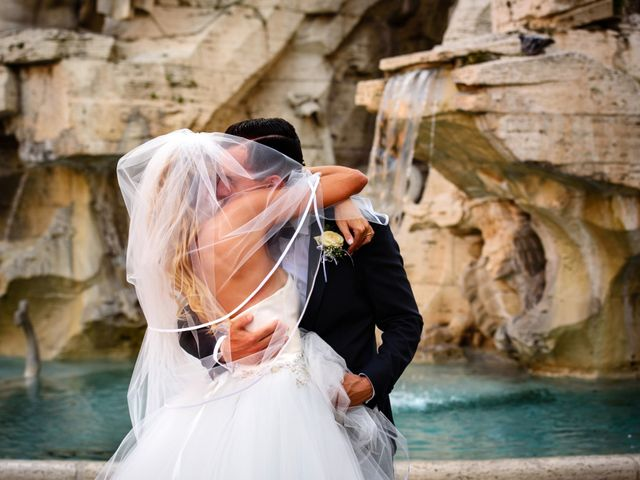 Il matrimonio di Daniele e Elisa a Roma, Roma 18