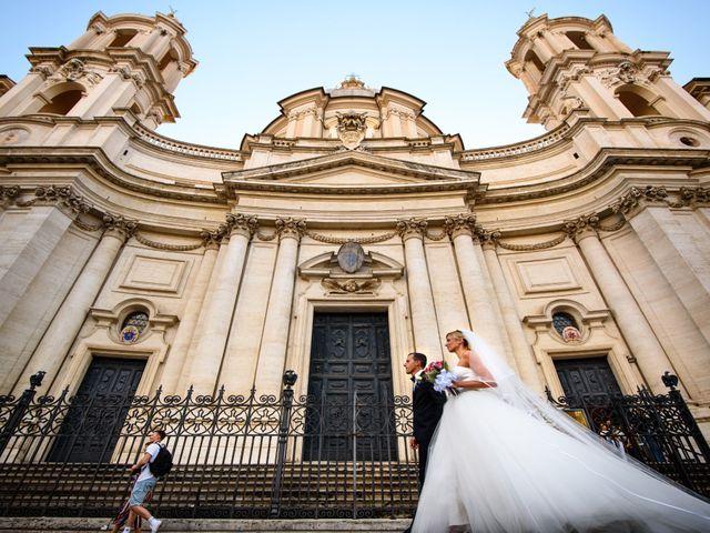 Il matrimonio di Daniele e Elisa a Roma, Roma 19
