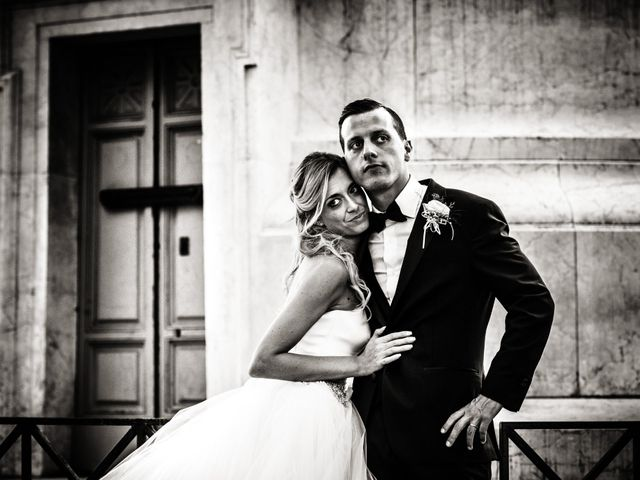 Il matrimonio di Daniele e Elisa a Roma, Roma 23