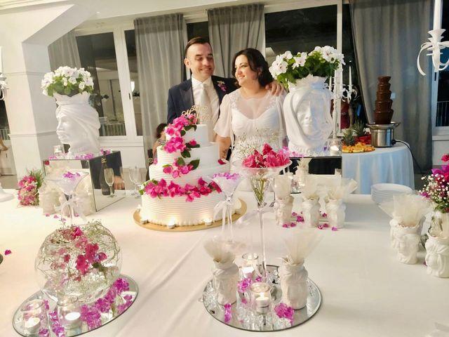 Il matrimonio di Cristina e Giuseppe a Aci Castello, Catania 4