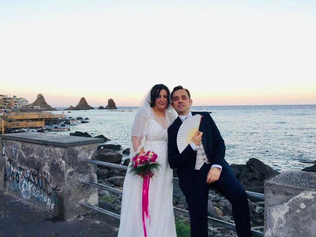 Il matrimonio di Cristina e Giuseppe a Aci Castello, Catania 5