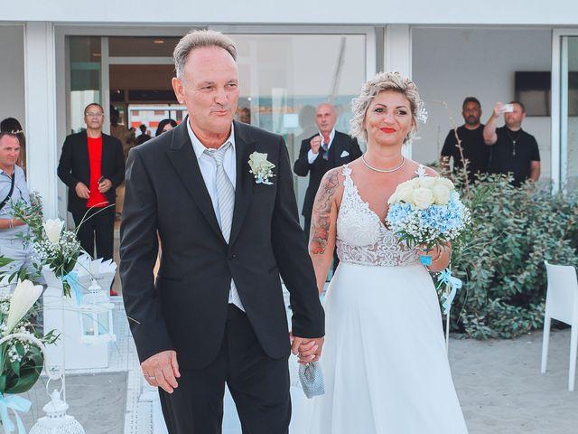 Il matrimonio di Gennaro e Cristina a Comacchio, Ferrara 28