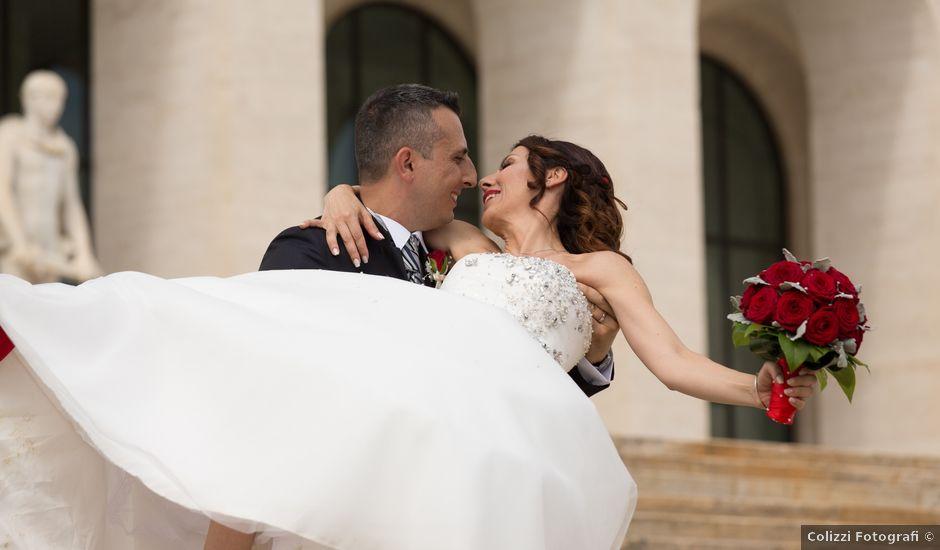 Il matrimonio di Maurizio e Barbara a Roma, Roma