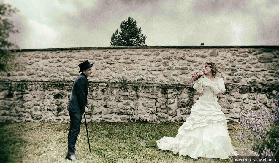 Il matrimonio di Logan e Elena a Cervia, Ravenna