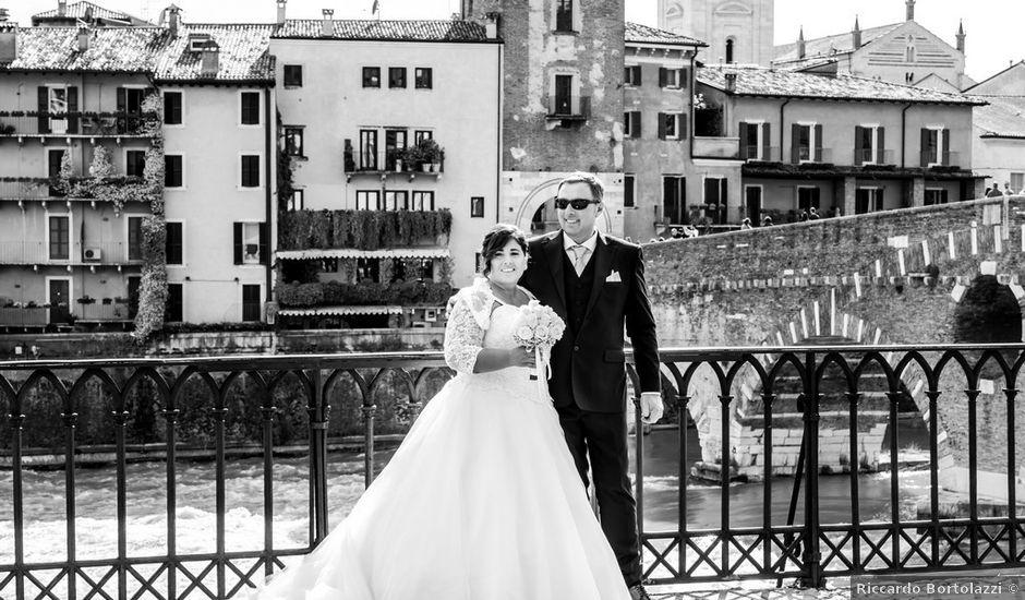 Il matrimonio di Antonio e Grazia a Verona, Verona