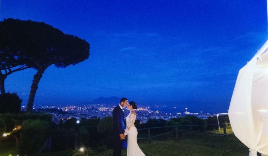 Il matrimonio di Salvatore e Adriana a Napoli, Napoli