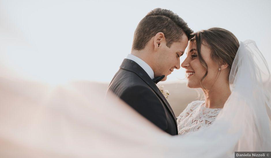 Il matrimonio di Federico e Elisabetta a Castelnovo di Sotto, Reggio Emilia