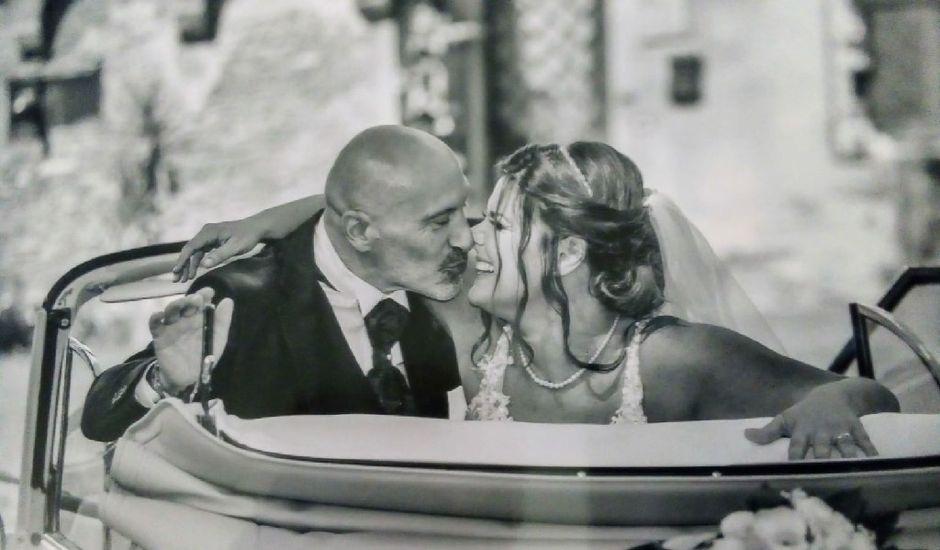 Il matrimonio di Ada e Marco a Lido di Ostia, Roma