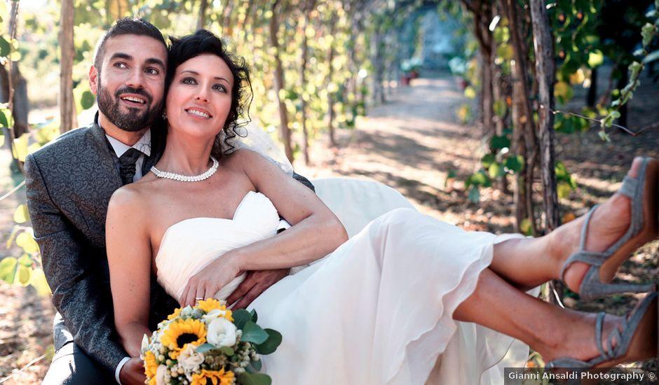Il matrimonio di Davide e Graziella a Sestri Levante, Genova