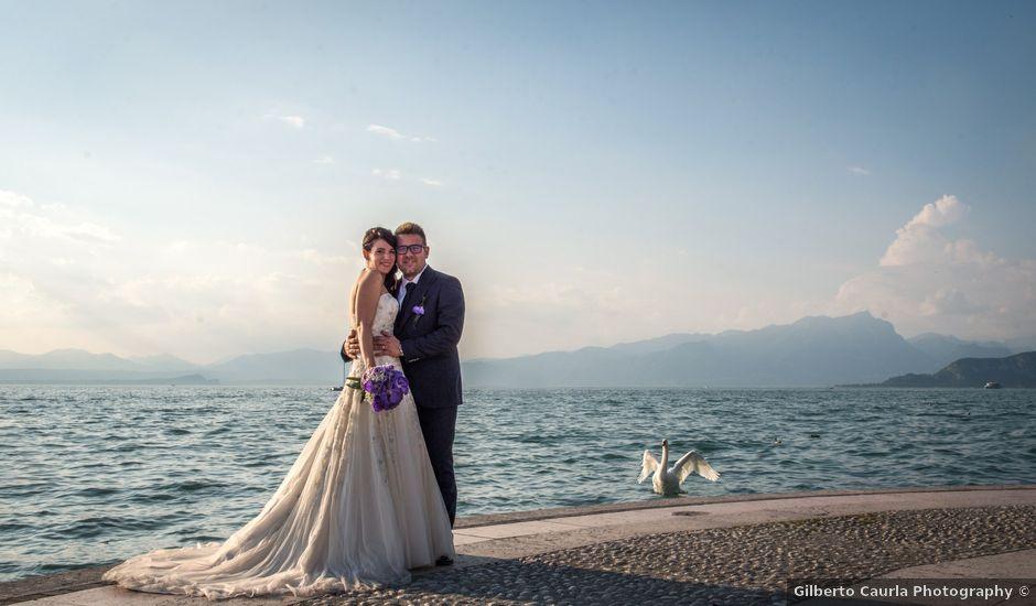 Il matrimonio di Marco e Elisa a Caprino Veronese, Verona