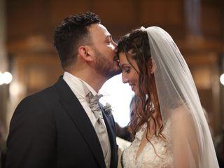 Le nozze di Viviana e Giuseppe 1