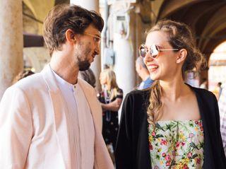 Le nozze di Pamela e Massimiliano 1