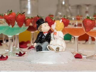Le nozze di Cristina e Marius 1