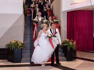 Le nozze di Cristina e Marius 3