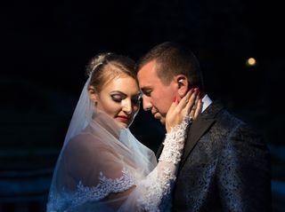Le nozze di Cristina e Marius