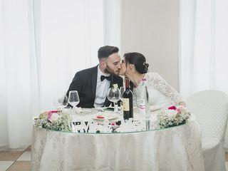 Le nozze di Rebecca e Filippo