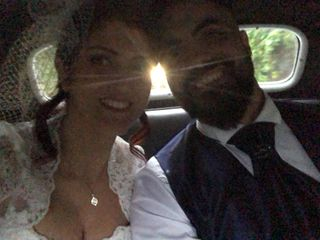 Le nozze di Renee e Raffaele
