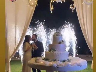 Le nozze di Marilena e Francesco