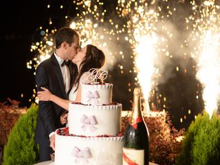 Le nozze di Giulia e Cosimo