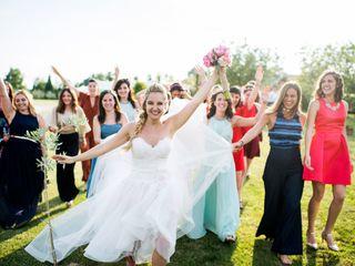 Le nozze di Elisa e Simone 1