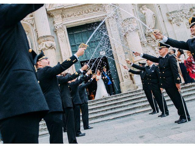 Il matrimonio di Alessandro e Elisa a Lecce, Lecce 41