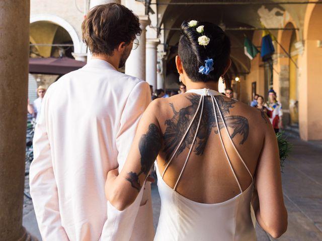 Il matrimonio di Massimiliano e Pamela a Modena, Modena 6