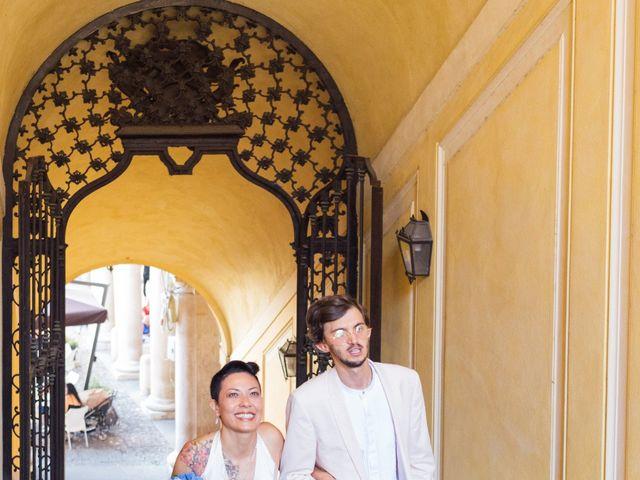 Il matrimonio di Massimiliano e Pamela a Modena, Modena 7