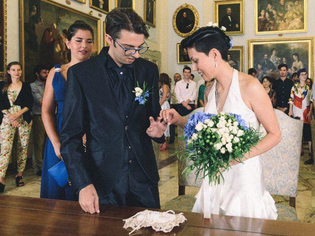 Il matrimonio di Massimiliano e Pamela a Modena, Modena 9