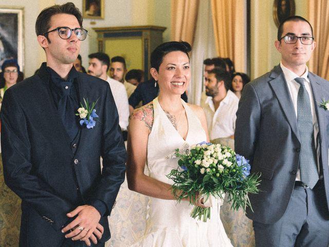 Il matrimonio di Massimiliano e Pamela a Modena, Modena 11