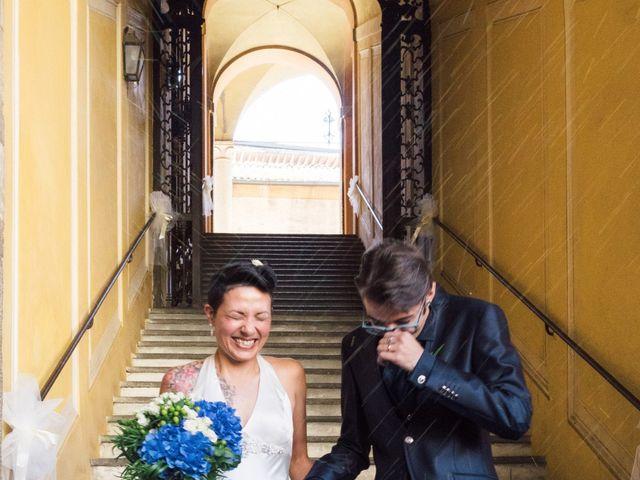 Il matrimonio di Massimiliano e Pamela a Modena, Modena 14
