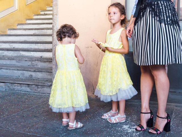 Il matrimonio di Massimiliano e Pamela a Modena, Modena 15