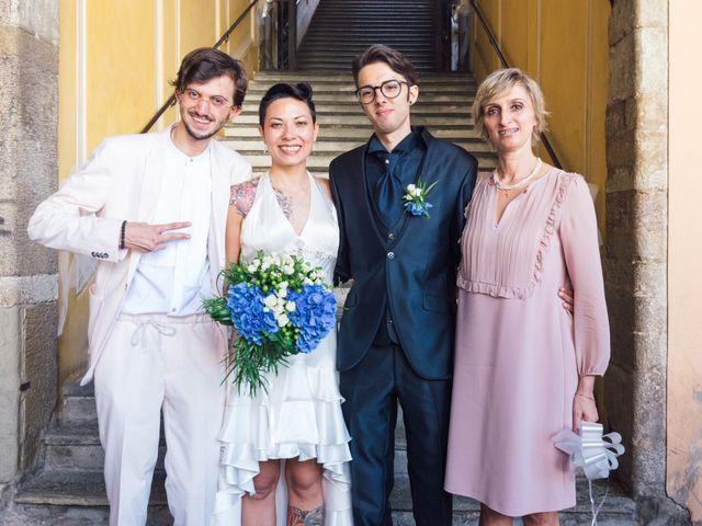 Il matrimonio di Massimiliano e Pamela a Modena, Modena 16
