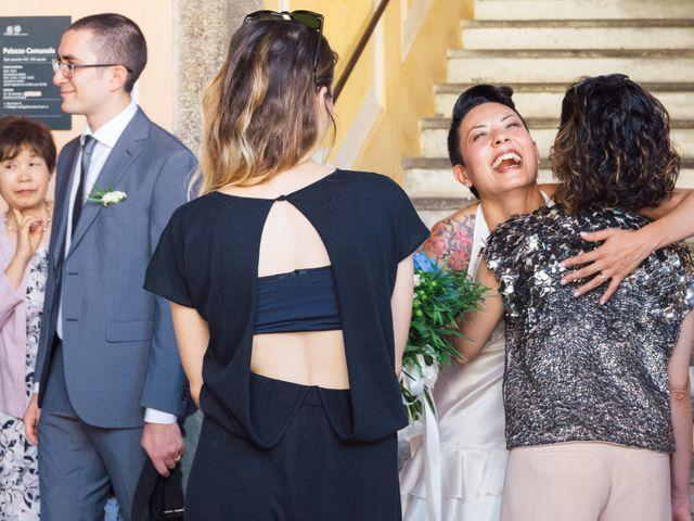 Il matrimonio di Massimiliano e Pamela a Modena, Modena 17