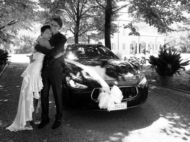 Il matrimonio di Massimiliano e Pamela a Modena, Modena 23