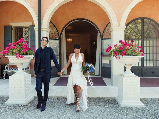 Il matrimonio di Massimiliano e Pamela a Modena, Modena 32
