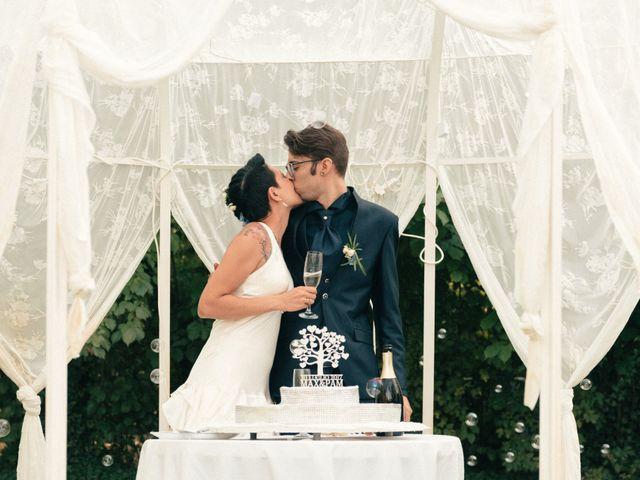 Il matrimonio di Massimiliano e Pamela a Modena, Modena 39