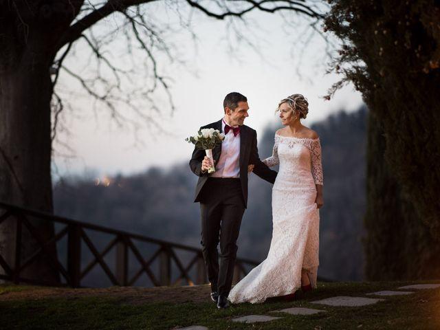 Le nozze di Cora e Riccardo