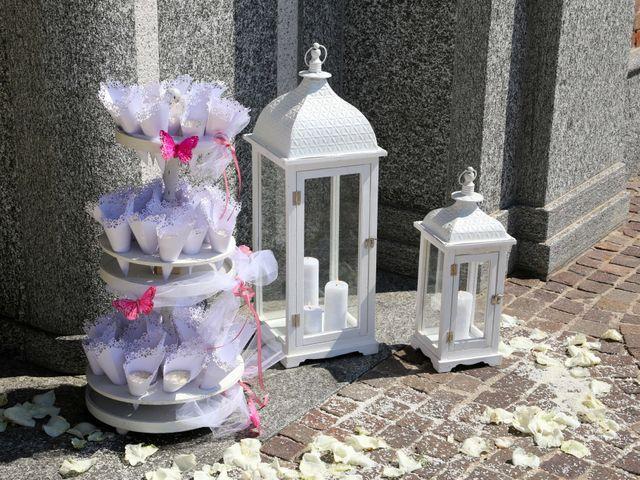 Il matrimonio di Giuseppe e Giada a Busto Arsizio, Varese 2