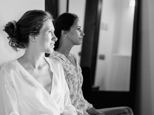 Il matrimonio di Andrea e Silvia a Volpago del Montello, Treviso 3