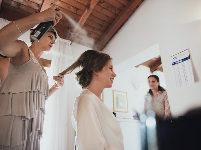 Il matrimonio di Andrea e Silvia a Volpago del Montello, Treviso 13