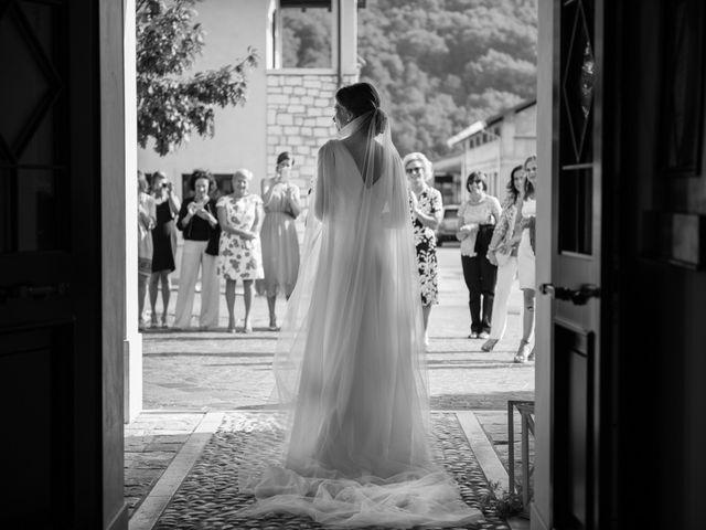 Il matrimonio di Andrea e Silvia a Volpago del Montello, Treviso 23