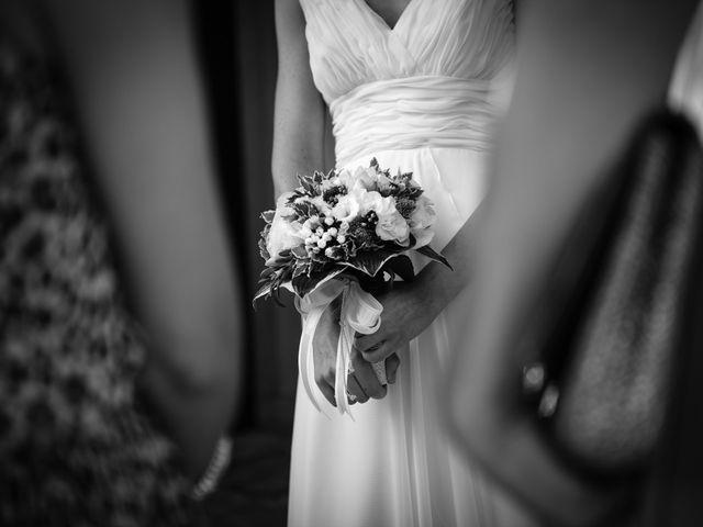 Il matrimonio di Andrea e Silvia a Volpago del Montello, Treviso 25